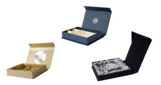подарочные коробки для ежедневника с креплением для cd диска и отделением для ручки